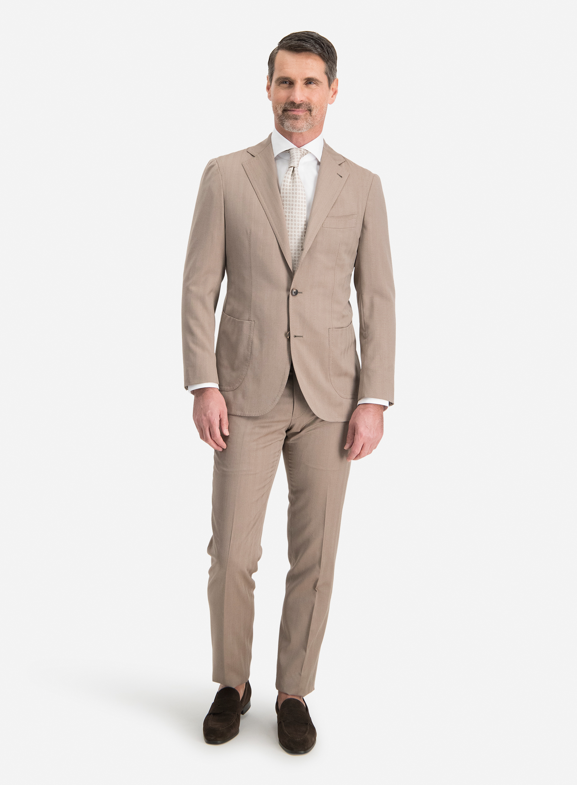 Timeless business suit