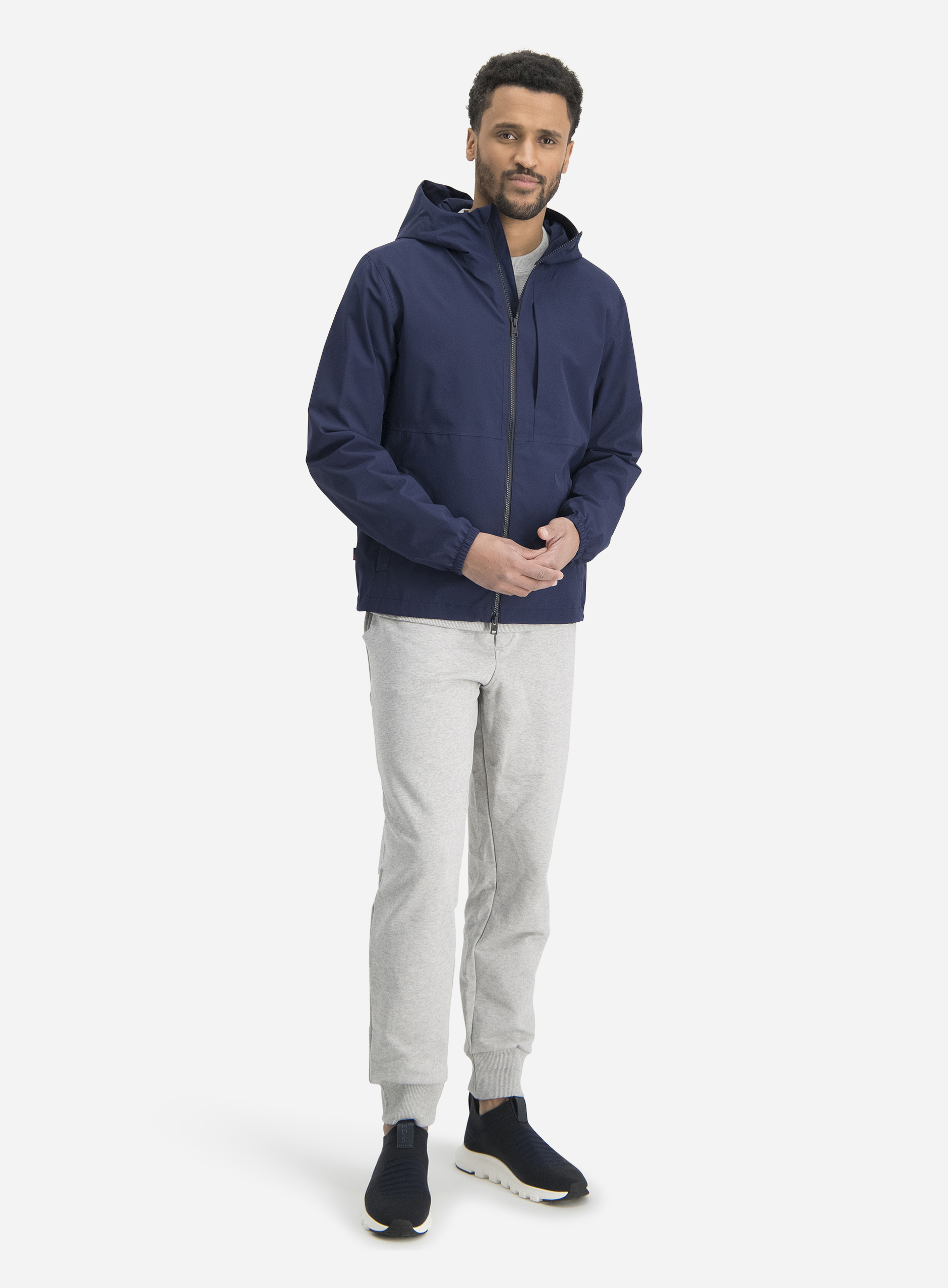 The Woolrich Casual Look