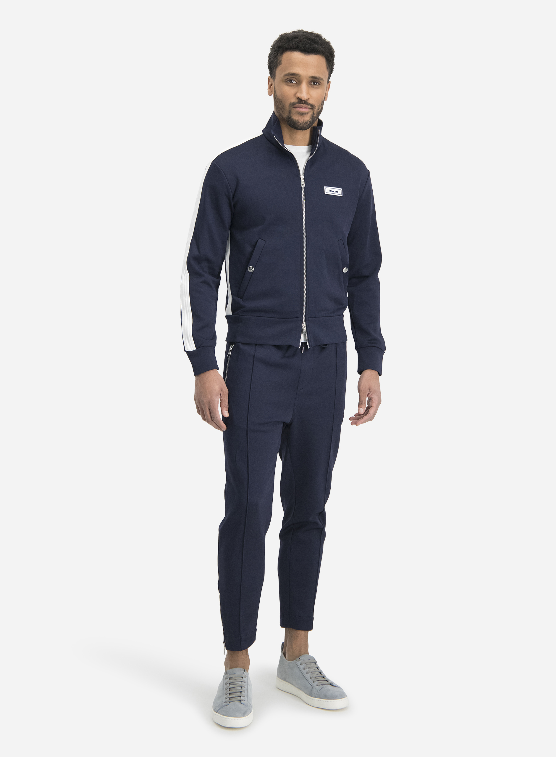 The Moncler Fitness Look