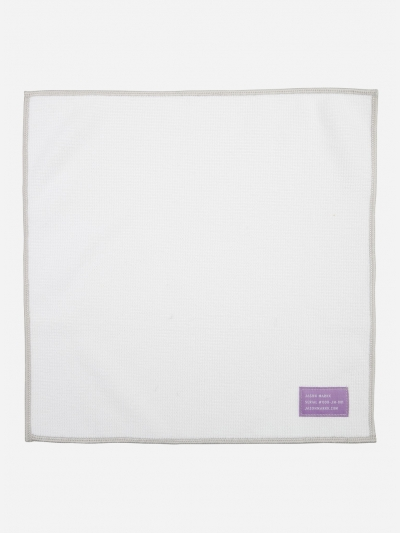 Microfibre cleaning towel