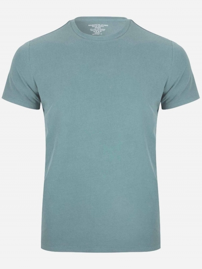 Regular-fit ronde hals t-shirt