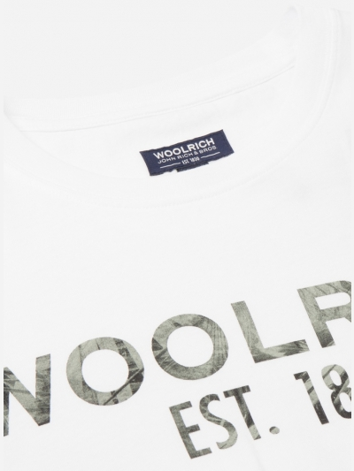 Slim-fit Floreal T-shirt
