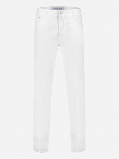 Slim-fit J688 5 pocket chino in stretch-katoen