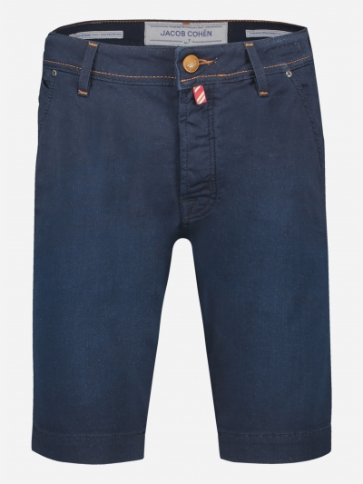 Slim-fit korte denim broek 'Jogg'