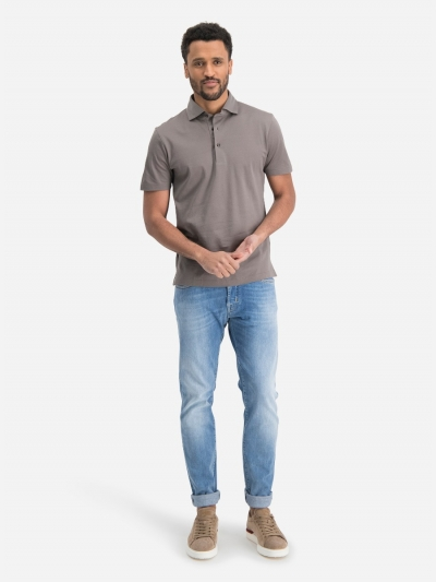 Limited Edition slim-fit J688 jeans in stretch-katoen