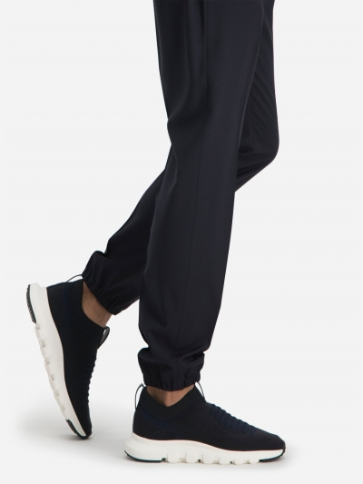 True-fit 'Techmerino Slip On' sneaker