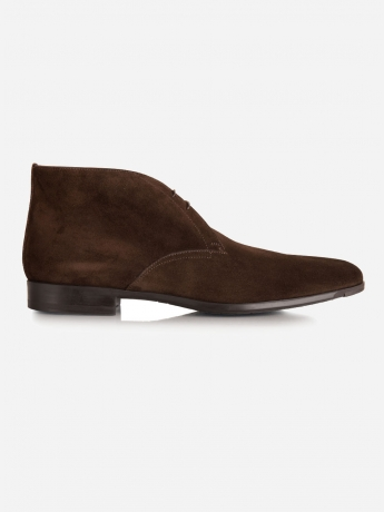 Suède chukka boots 'William'