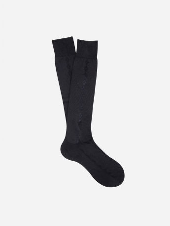 Silk smoking socks
