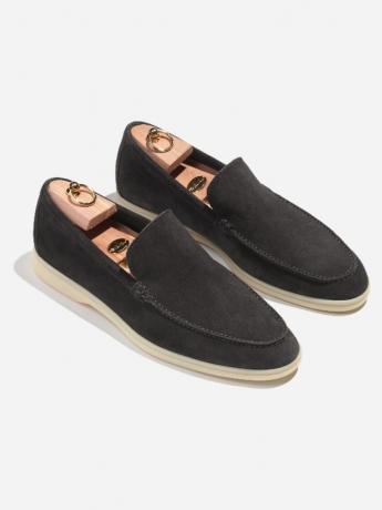 Suede slip-on 'Summer Walk'