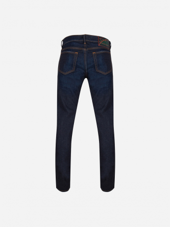 Casual slim-fit jeans