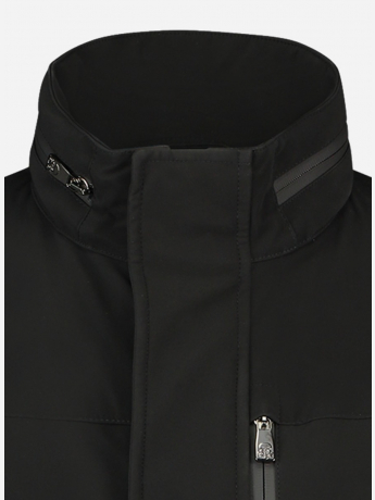 Waterafstotende regular-fit ID parka