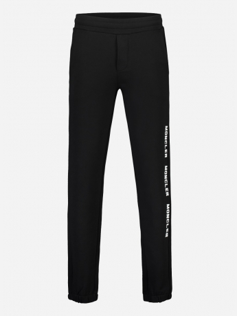 Slim-fit joggingsbroek met logo
