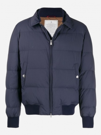 Gewatteerd water- en winddicht jacket