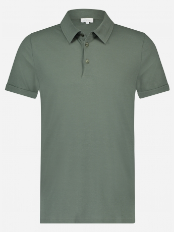 Slim-fit 'Ice Cotton' polo