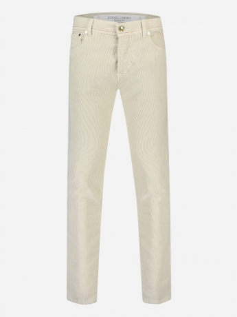Slim-fit five-pocket broek