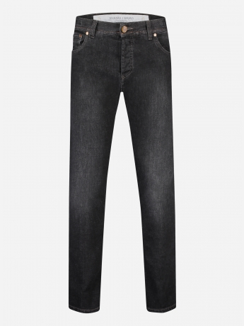 Slim-fit stretch-katoen jeans