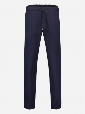 Slim-fit stretch pantalon