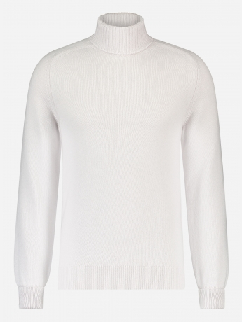 Cashmere regular-fit coltrui