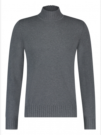 Cashmere mock neck coltrui