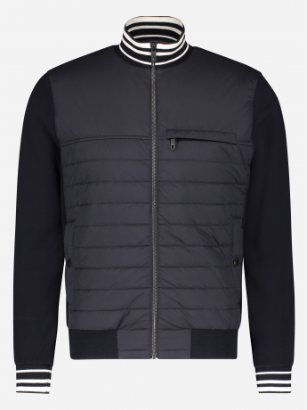 Wollen regular-fit Techmerino jack