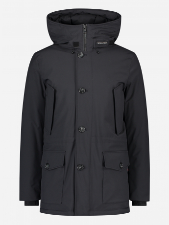 Regular-fit stretch Arctic parka