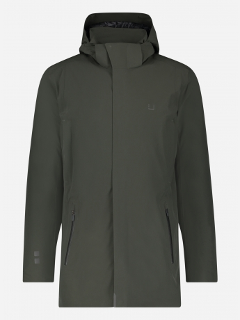 Waterdichte regular-fit 'Regulator' parka