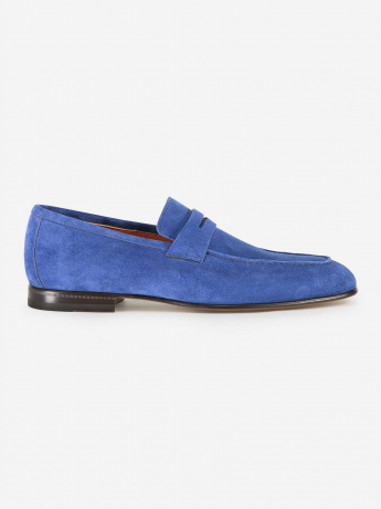 Suède Foster penny loafer