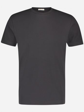 Slim-fit T-shirt in stretch-katoen