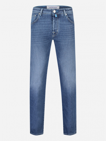 Slim-fit J622 comfort jeans in stretch-katoen