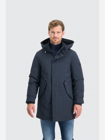 Water- en winddichte Stretch Mountain parka