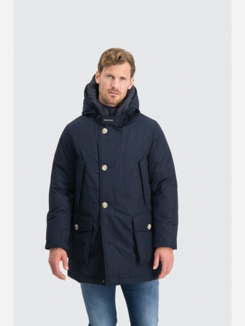 Donsgevoerde regular-fit Arctic parka