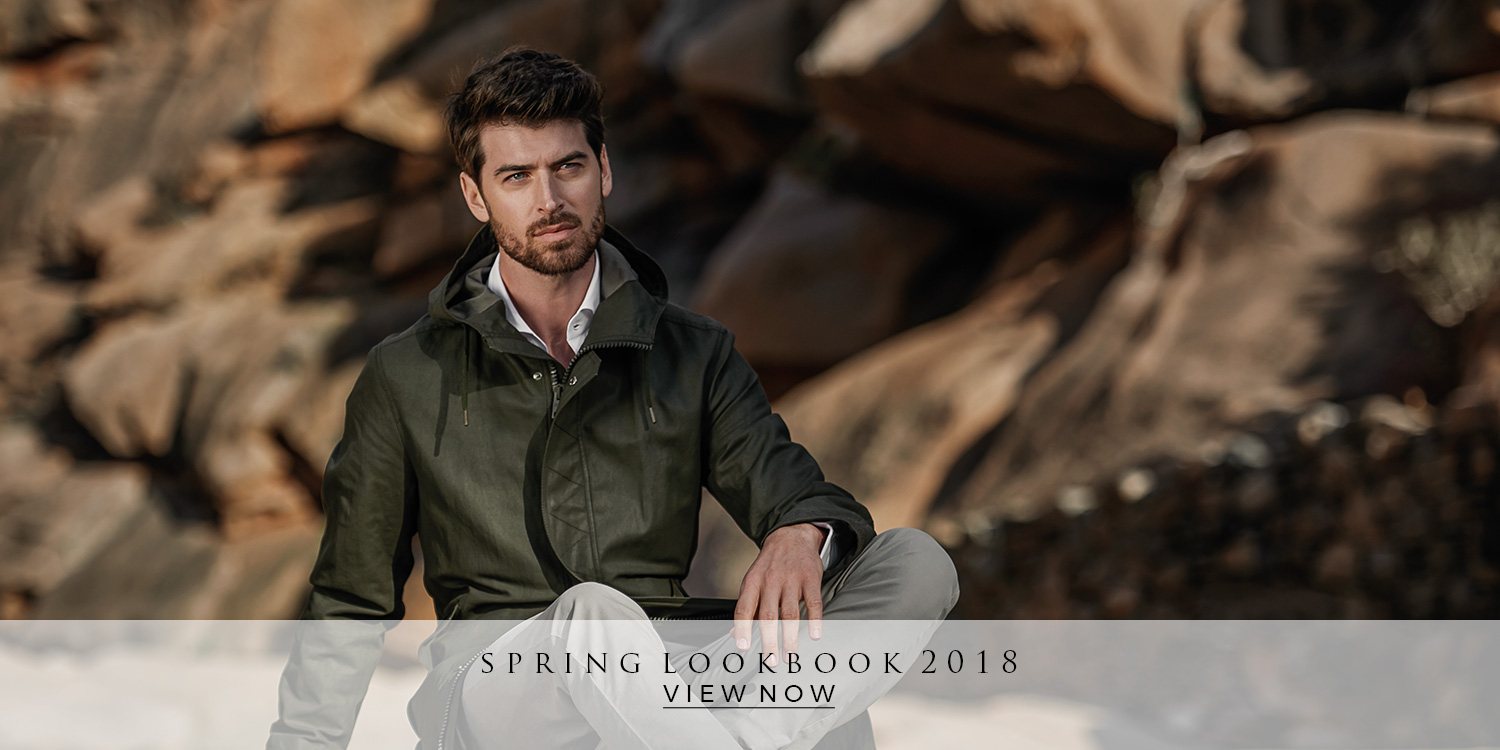 The newest lookbook of the Spring Summer 2018 collection of OGER. Find brands like Jacob Cohen, Moncler, Woolrich at OGER.