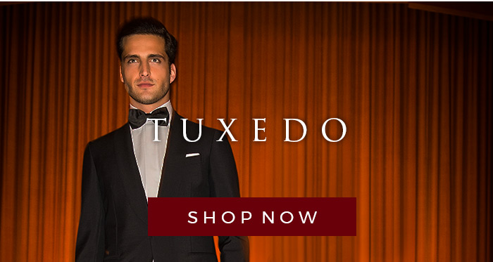 Tuxedo season is here! Would you choose black or midnight blue?